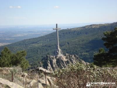 Abantos y Cuerda Escurialense;siete picos pueblos con encanto cerca de madrid pueblos de la sierra d